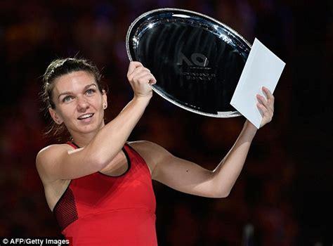Simona Halep vs Caroline Wozniacki, LIVE Australian Open ...