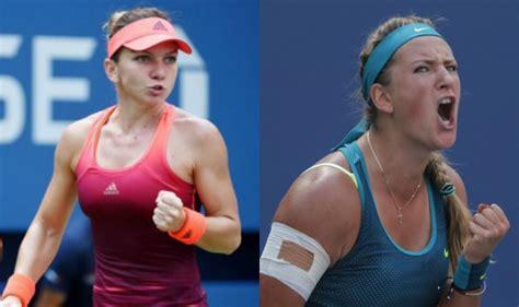 Simona Halep vs Victoria Azarenka, Live Score Updates US ...