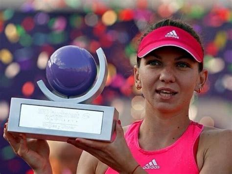 Simona Halep Wins Bucharest Title - SofaScore News