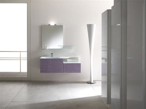 Simple And Modern Bathroom Cabinets – Piquadro 2 by BMT ...
