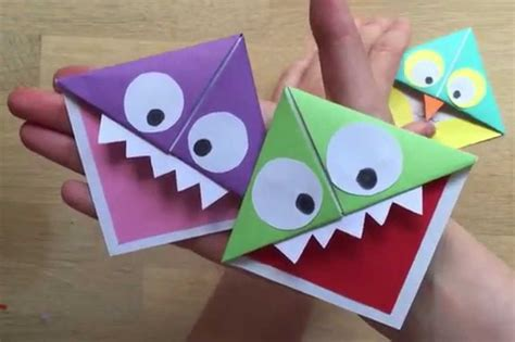 simple paper craft for kids | find craft ideas