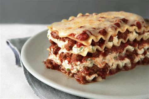 Simply Lasagna Recipe   Kraft Canada