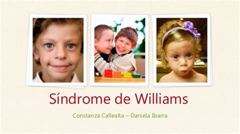 Síndrome de Williams