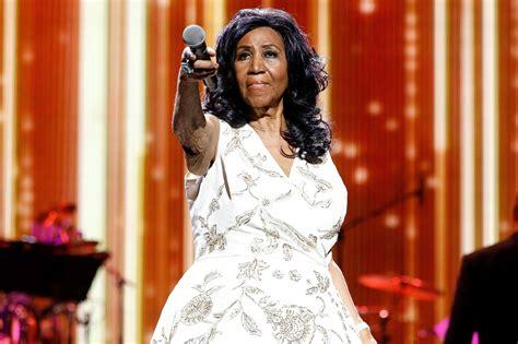 """Singer Aretha Franklin Cancels Her Concert """"Per Doctor's ..."""