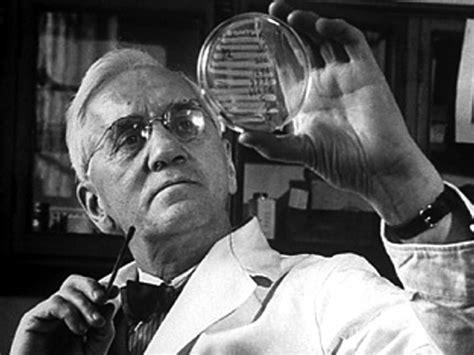 Sir Alexander Fleming predicted antiboitic resistance ...