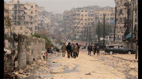 Siria: El antes y después de la guerra [FOTOS ...