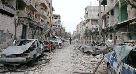 Síria: Entrou em vigor a trégua humanitária anunciada por ...