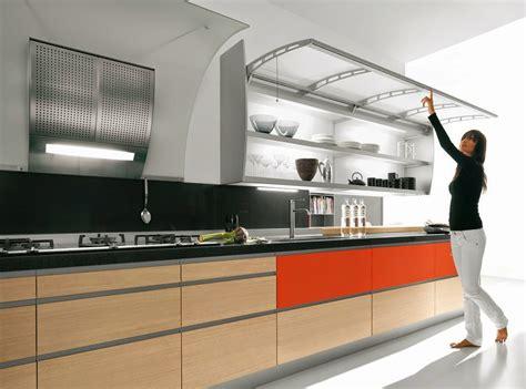 Sistemas de apertura para muebles altos: ¿por cuál ...