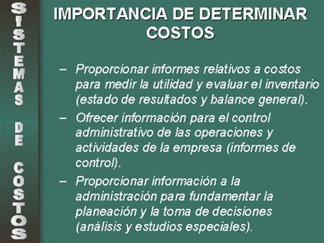 Sistemas de costos   Monografias.com