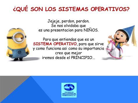 Sistemas Operativos e Informatica para Niños