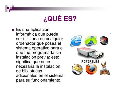 Sistemas operativos portables