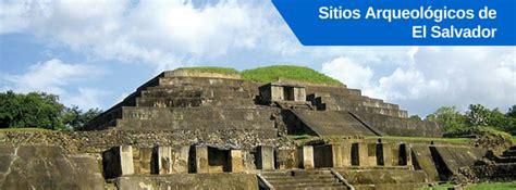 Sitios Arqueológicos de El Salvador - MIPATRIA.NET