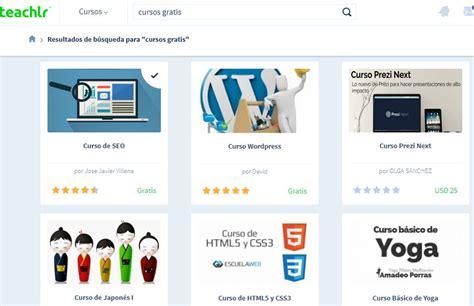 Sitios para encontrar cursos gratis y aprender mucho   Elsv