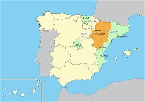 Situación Geográfica   Mallén