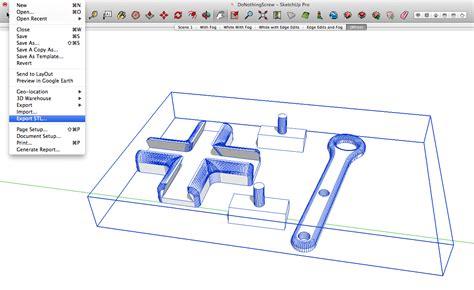 SketchUp STL | SketchUp Extension Warehouse
