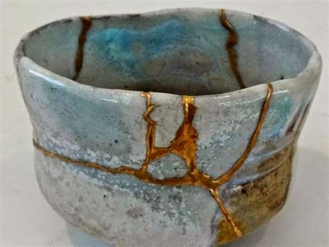 """Kintsugi"" cicatrises de Oro, la resiliencia convertida en ..."