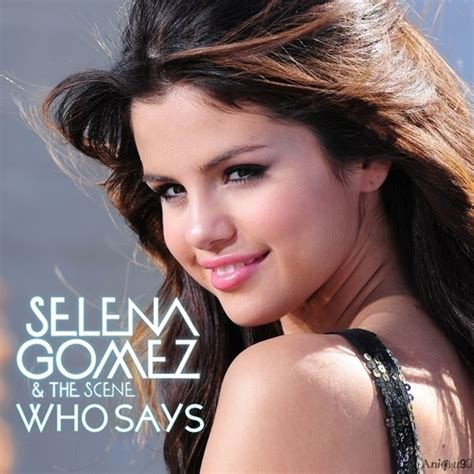 skoyoofel: selena gomez who says lyrics