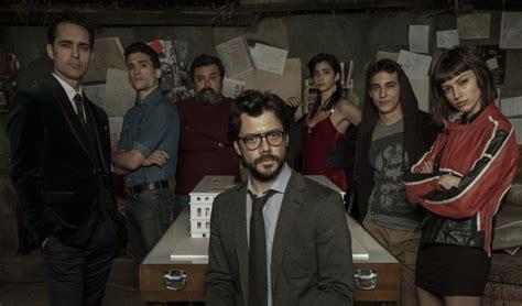 'La casa de papel', ¡se podrá ver en Netflix ...