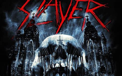 SLAYER heavy death metal thrash cráneo oscuro fondos de ...