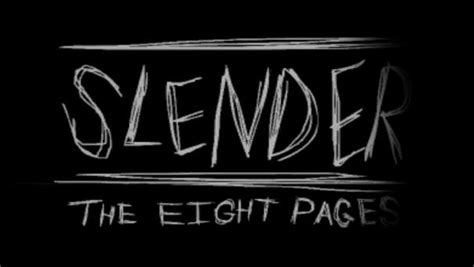 Slender Download Mini Game ~ MediaFire Mini Games