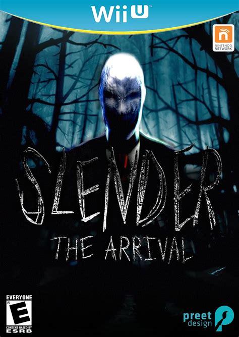 Slender The Arrival (Wii U) | moss 209 | Pinterest | Wii