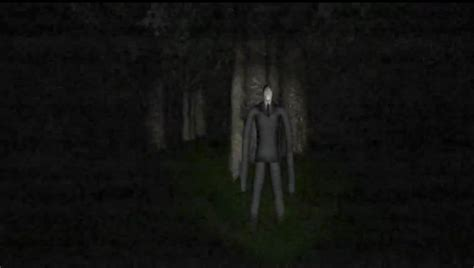 Slenderman in action image - Slender: The 8 Pages - Mod DB