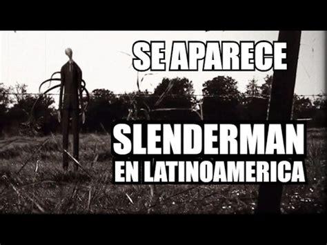 SLENDERMAN PELICULA DE TERROR COMPLETA EN ESPAÑOL | Doovi