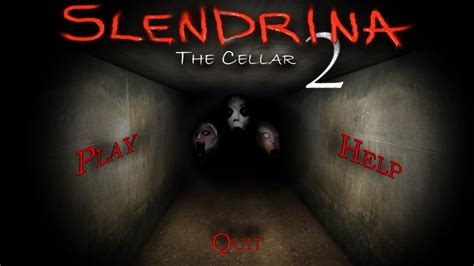 Slendrina: The Cellar 2 - Android Apps on Google Play