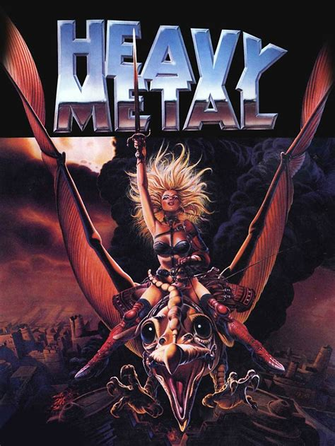 Slew of directors interested in new Heavy Metal movie ...
