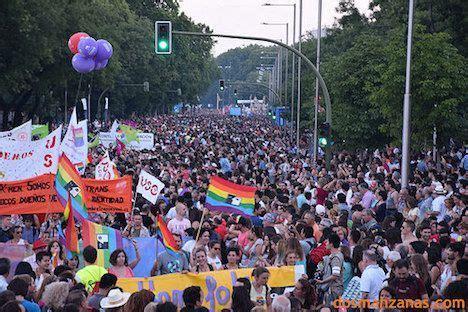 """""""Leyes por la Igualdad Real, ¡Ya!"""" será el lema del ..."""