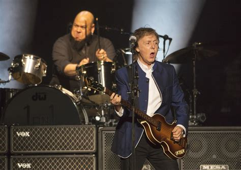 Slowik: What fans should expect at Paul McCartney s Tinley ...