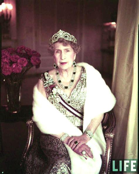 SM la Reina Victoria Eugenia de Battenberg, Reina de ...