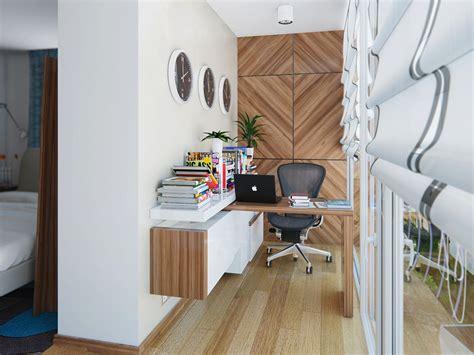 Small home office   Interior Design Ideas.