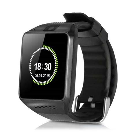 Smart Watch MI-3 Black - Online Shopping in Pakistan ...