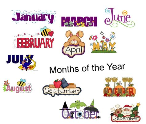 Smartboard Lesson – Months of the Year – Johnny Shen ...