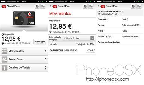 Smartpass: tu iPhone como tarjeta de crédito con esta app ...