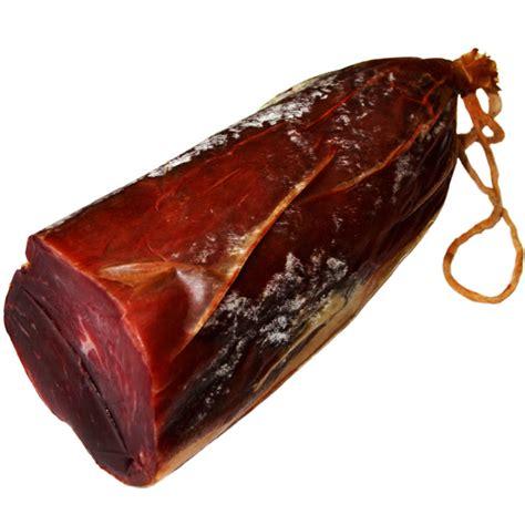 Smoked Cecina from Leon   Arau  1 kg