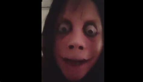 """""""Momo"""" publica video y asusta en las redes sociales ..."""