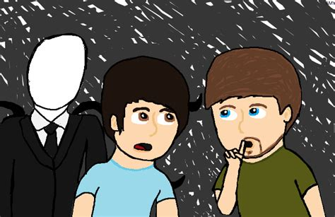 Smosh play Slenderman! by SmoshyAmy on deviantART