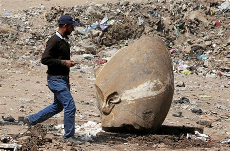 'Most Important Recent Discovery': Ramsees II Colossus ...