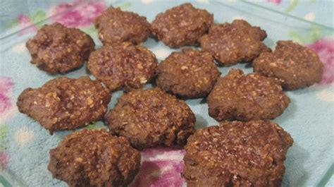 Snack light: Galletitas de avena, mermelada y cacao   Cosmo TV