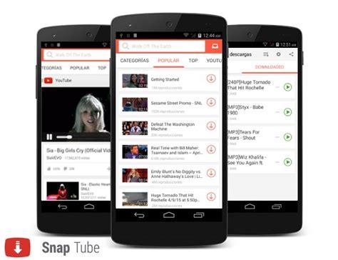 SnapTube: descargar videos y música de YouTube gratis ...