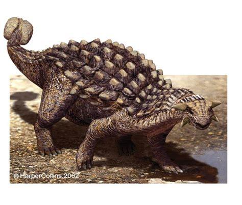Snarl's Dino Facts: Ankylosaurus