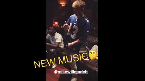 SNEAK PEAK OF JAKE PAULS NEW SONG! HUGE STAR ON SONG ...