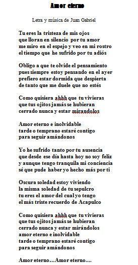 """""""No fue a Rocío Dúrcal quien dedicó Juan Gabriel su """"Amor ..."""