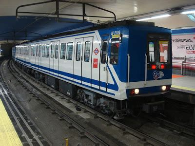 Sobre Filatelia y Ferrocarriles: Serie 2000  Metro de ...