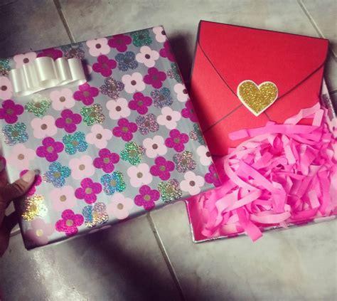 Sobre Regalo Para Mi Novia O Aniversario Cumpleaños - U$S ...