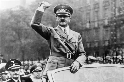 Sobrino de Hitler reveló los extraños hábitos de su tío