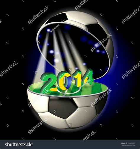 Soccer Or Football Universe   2014. Very Detailed ...