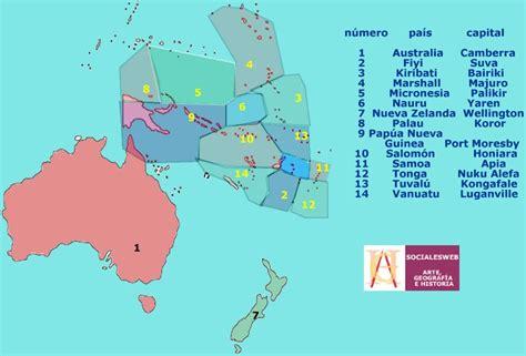 sociales  africa,oceania y zonas polares  : agosto 2011